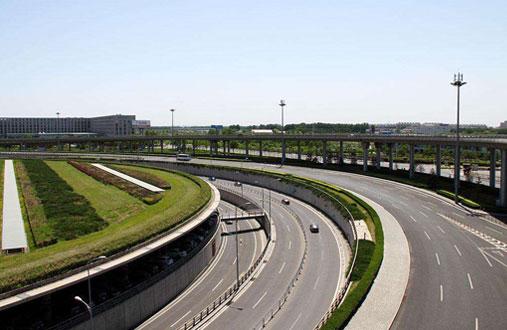 中国铁建中标新机场北线高速公路PPP项目